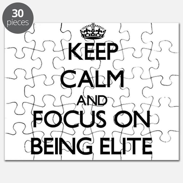 Cute Elite Puzzle