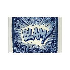 Blam Blue Magnets