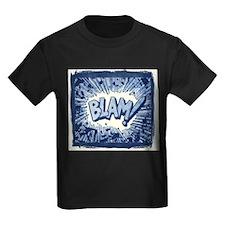 Blam Blue T-Shirt