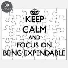Cute Expendables Puzzle
