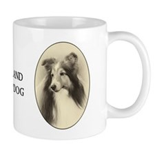 Vintage Sheltie Mug