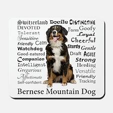 Berner Traits Mousepad