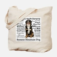 Berner Traits Tote Bag