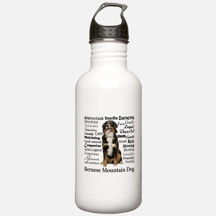 Berner Traits Water Bottle