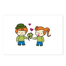 Irish Love Postcards (Package of 8)
