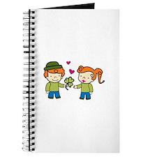 Irish Love Journal