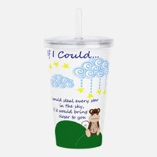 Missing You.png Acrylic Double-wall Tumbler