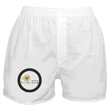 Unique President race Boxer Shorts