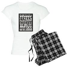 modern destinations Pajamas