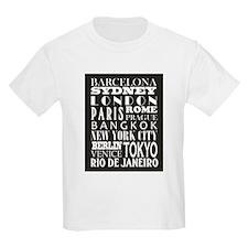 modern destinations T-Shirt