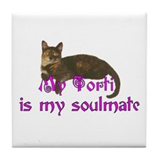 Torti Love Tile Coaster