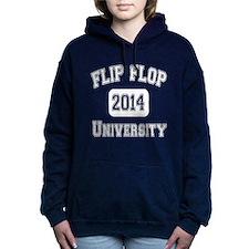 Flip Flop University Women's Hooded Sweatshirt