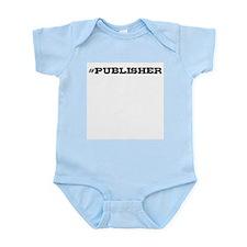 Publisher Hashtag Body Suit