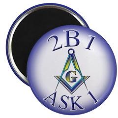 2B1 Ask1 Magnet