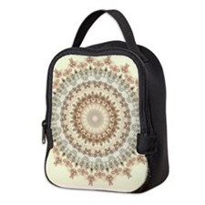 Unique Ethnic elegance Neoprene Lunch Bag