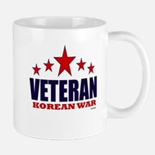 Veteran Korean War Mug