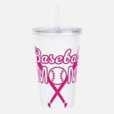 Unique Ball players Acrylic Double-wall Tumbler