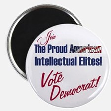 Proud Intellectual Elites Magnet