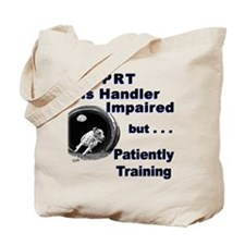 Parson Russell Terrier Agilit Tote Bag