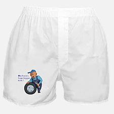 Mechanics Have Bigger Tools Boxer Shorts