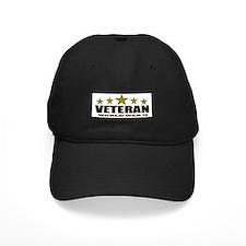Veteran World War II Baseball Hat