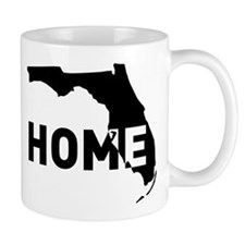 Home is where Florida is Mugs
