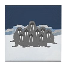 Walrus Tile Coaster