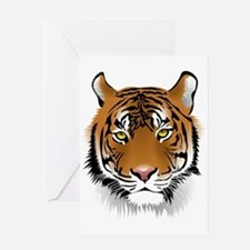 Wonderful Tiger Greeting Cards