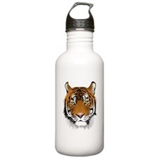 Cute Black and yellow striped Water Bottle