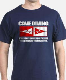 Cave Diving (LOTE) T-Shirt