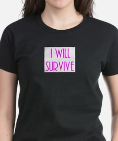 i will survive Tee