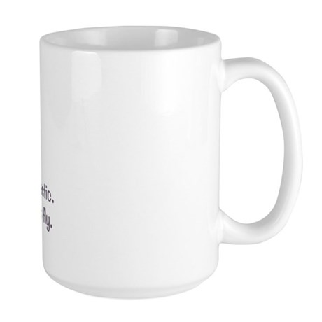 All Targets Met Large Mug