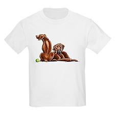 2 Ridgebacks T-Shirt