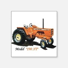 Allis Chalmers XT 190 Sticker