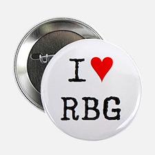 "i love rbg 2.25"" Button"