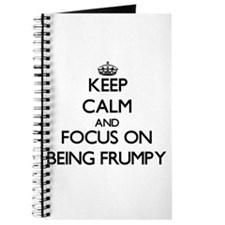 Funny Baggy Journal