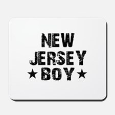 New Jersey Boy Mousepad