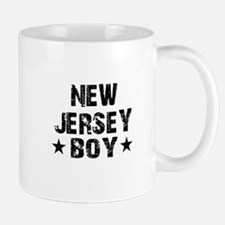 New Jersey Boy Mugs
