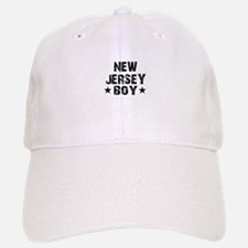 New Jersey Boy Baseball Baseball Cap