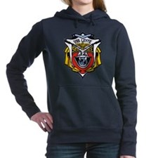 USS LEYTE Women's Hooded Sweatshirt