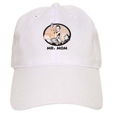 Mr. Mom gifts for dad Baseball Cap