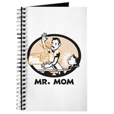 Mr. Mom gifts for dad Journal