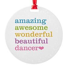 Cute Tap dancing Ornament