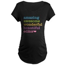 Unique Editor T-Shirt