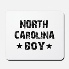 North Carolina Boy Mousepad
