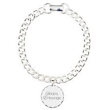 Cute Bachelorette party Charm Bracelet, One Charm