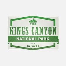 Cute Kings canyon Rectangle Magnet