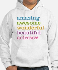 Unique Actress Hoodie