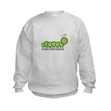 Every Step Counts Sweatshirt