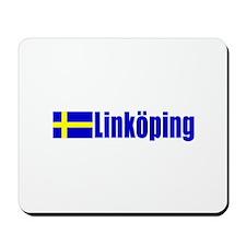Linkoping, Sweden Mousepad